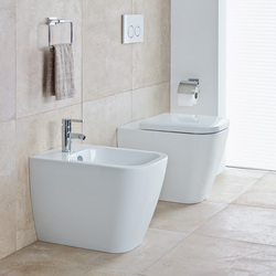 Happy D.2 - Stand-WC, -Bidet | Klosetts | DURAVIT