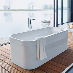 Happy D.2 - Bathtub | Free-standing baths | DURAVIT