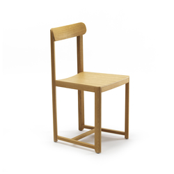 Chairs high quality designer chairs architonic - Peindre chaise en bois ...
