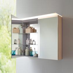 X-Large - Mueble espejo | Armarios espejo | DURAVIT
