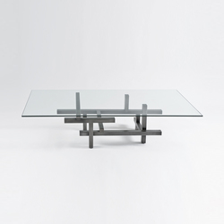 Bleecker Cocktail Table | Tavolini salotto | Harris Rubin