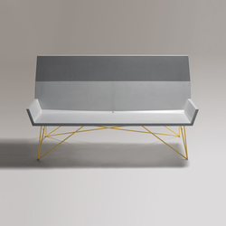Inclinare Bench | Sitzbänke | Hard Goods
