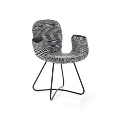 Patch Knit Two | Chaises de restaurant | Artifort