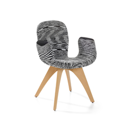 Patch | knit two | Chaises de restaurant | Artifort