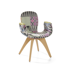 Patch | two | Restaurant chairs | Artifort