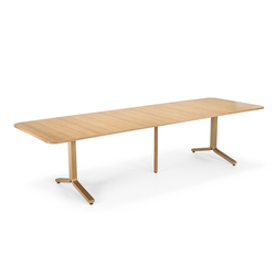 Duun dining table | Tavoli caffetteria | Helland