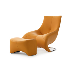 Darius Armchair | Lounge chairs | Leolux