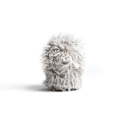 Chummy Frizzy pouf | Poufs | Opinion Ciatti
