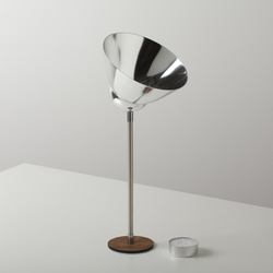 VLAMP RAW large | Candlesticks / Candleholder | jacob de baan