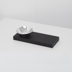 VLAMP SMOKE 1 | Candlesticks / Candleholder | jacob de baan