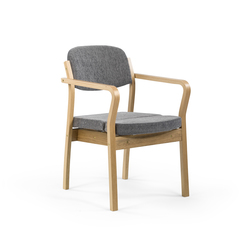 Duun chair stackable | seat lift | Sillas para ancianos | Helland