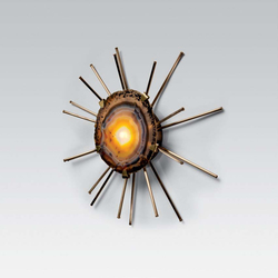 Anemone Sconce | General lighting | Tuell + Reynolds