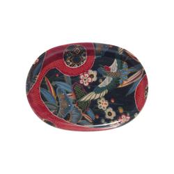 Nussha oval plate | Trays | Covo