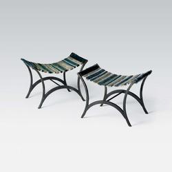 Mariposa Seating | Taburetes | Tuell + Reynolds