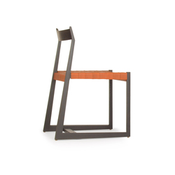 lineground #2 chair | Restaurant chairs | Skram