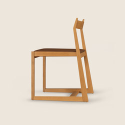 lineground #2 chair | Sedie | Skram