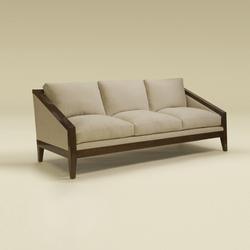 SOFA-LB Grey Sofa   Sofas   Rose Tarlow