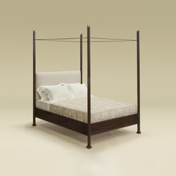 Skyscaper Bed | Four poster beds | Rose Tarlow