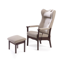 Ergo recliner chair | Elderly care armchairs | Helland