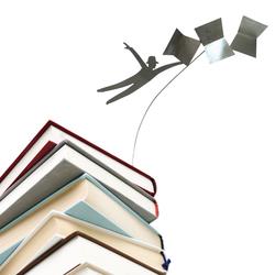 Decor volant il grande lettore |  | Opinion Ciatti