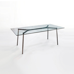 Glass Table | Esstische | Stoller