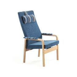 Gent recliner chair | Armchairs | Helland