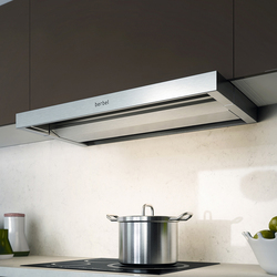 Built-in hood Moveline | Extractors | Berbel