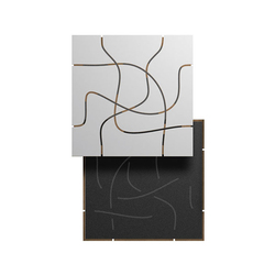 Letwood 2L | Square panels | Fantoni