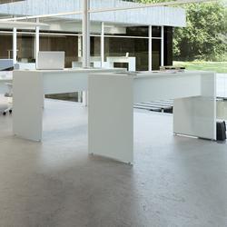Quaranta5 | Individual desks | Fantoni