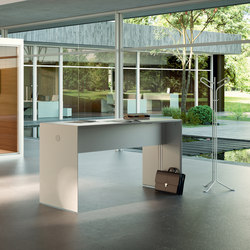 Quaranta5 | Standing tables | Fantoni