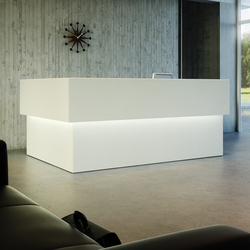 Quaranta5 | Reception desks | Fantoni