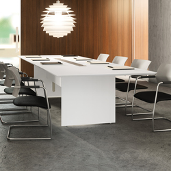 Quaranta5 | Meeting room tables | Fantoni