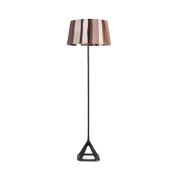 Base Copper Floor Light | Iluminación general | Tom Dixon