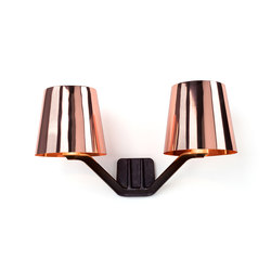 Base Wall Light Copper | General lighting | Tom Dixon