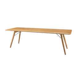 HOLZER table | Mesas comedor | LÖFFLER