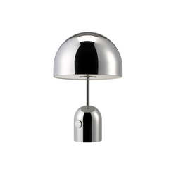 Bell Chrome Table Light | Allgemeinbeleuchtung | Tom Dixon