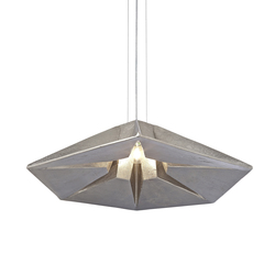 Gem Wide Pendant | General lighting | Tom Dixon