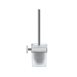 Karree - toilet brush | Toilet brush holders | DURAVIT