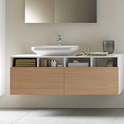 DuraStyle - Vasque à poser | Lavabos | DURAVIT