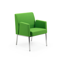Link 01 armchair | Armchairs | Helland