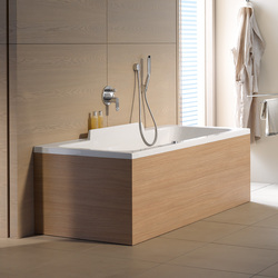 DuraStyle - Bathtub | Built-in baths | DURAVIT