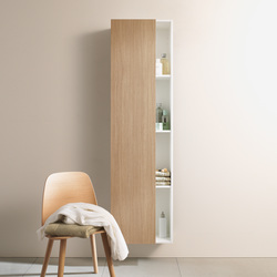 DuraStyle - Tall cabinet | Wall cabinets | DURAVIT
