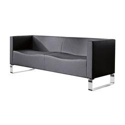 Concept C Lounge | Canapés d'attente | Klöber