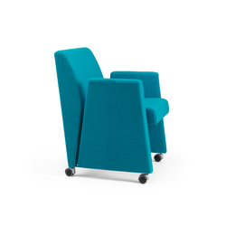 Link 02 armchair | Elderly care armchairs | Helland