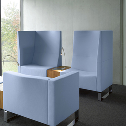 Concept C Con73 | Lounge-work seating | Klöber