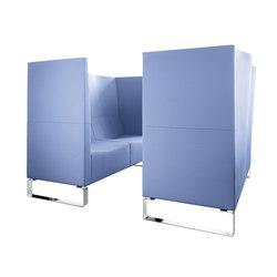 Concept C Lounge | Mobiliario de trabajo / lounge | Klöber