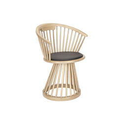 Fan Dining Chair | Chairs | Tom Dixon