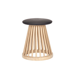 Fan Stool Natural | Taburetes | Tom Dixon