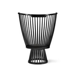 Fan Chair black | Sessel | Tom Dixon