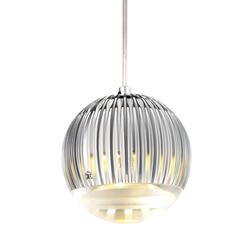 Fin Light Round Aluminum | General lighting | Tom Dixon